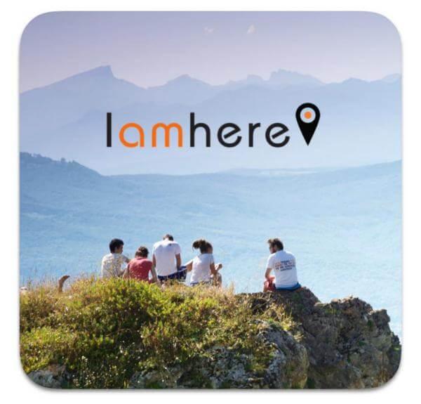 iamhere -Я тут